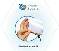 Flexible Graphene TP
